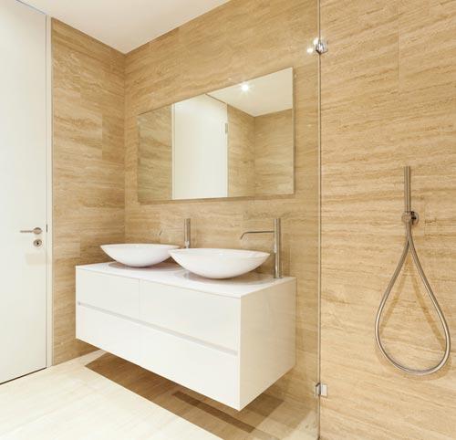 freistehende badewanne. Black Bedroom Furniture Sets. Home Design Ideas